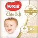Подгузники детские Huggies Elite Soft 4 Mega (66шт) -