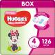 Подгузники детские Huggies Ultra Comfort 4 Disney Girl (126шт) -