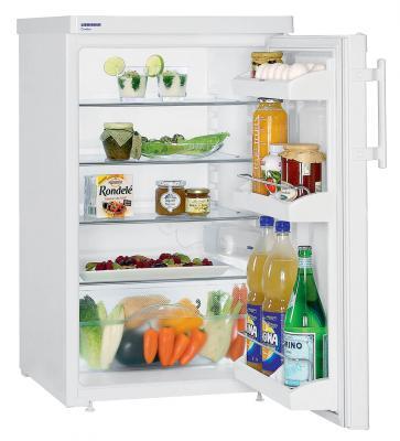 Холодильник без морозильника Liebherr T 1410 - с открытой дверью