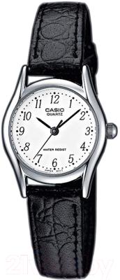 Часы наручные женские Casio LTP-1154PE-7BEF наручные часы casio ltp 1215a 1a2