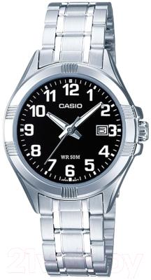 Часы наручные женские Casio LTP-1308PD-1BVEF наручные часы casio ltp 1215a 1a2