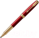 Ручка-роллер имиджевая Parker Sonnet Lacquer Intense Red GT 1948085 -