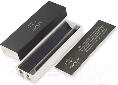 Ручка шариковая имиджевая Parker Jotter Premium Oxford Grey Pinstripe CT 1953199