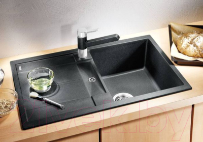 Мойка кухонная Blanco Metra 45 S / 513028