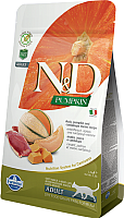 Корм для кошек Farmina N&D Grain Free Pumpkin Duck & Cantalupe Adult (0.3кг) -