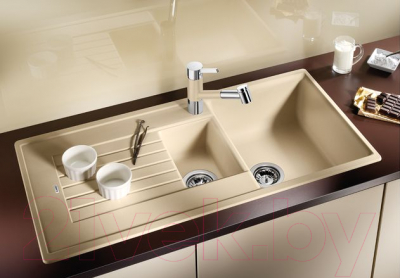 Мойка кухонная Blanco Zia 6 S / 514742