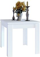 Обеденный стол Сокол-Мебель СО-2 (белый) -