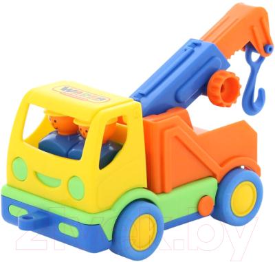 Эвакуатор игрушечный Полесье Мой первый грузовик / 5458