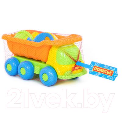 Набор игрушек для песочницы Полесье Кеша №268 / 4304