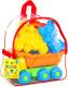 Набор игрушек для песочницы Полесье Кеша №273 / 4359 (в рюкзаке) -