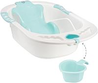 Набор для купания Happy Baby Комфорт 34005 (аквамарин) -