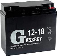 Батарея для ИБП G-Energy 12-18 -