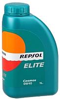Моторное масло Repsol Elite Cosmos 0W40 / RP141K51 (1л) -
