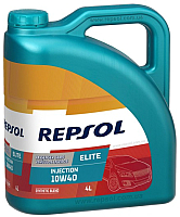 Моторное масло Repsol Elite Injection 10W40 / RP139X54 (4л) -