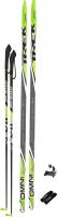 Комплект беговых лыж TREK Step 0075 (190/150) -