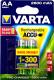 Комплект аккумуляторов Varta ACCU R2U AA 2600mAh BLI 2 -