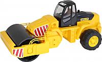 Дорожный каток игрушечный Полесье 8909 (в сеточке) -