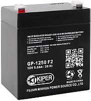 Батарея для ИБП Kiper GP-1250 (12V/5Ah) -