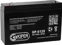 Батарея для ИБП Kiper GP-6120 (6V/12Ah) -