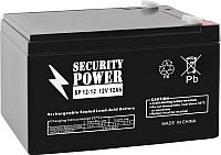 Батарея для ИБП Security Power SP 12-12 (12V/12Ah) -
