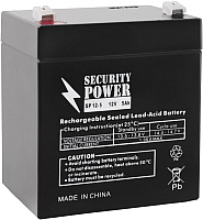 Батарея для ИБП Security Power SP 12-5 (12V/5Ah) -