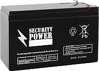 Батарея для ИБП Security Power SP 12-9 (12V/9Ah) -
