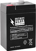 Батарея для ИБП Security Power SP 6-4.5 (6V/4.5Ah) -