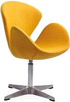 Кресло мягкое Signal Devon (желтый) -