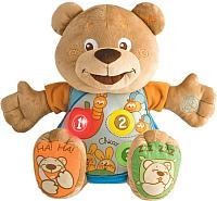 Интерактивная игрушка Chicco Говорящий мишка Teddy (60014000180) -