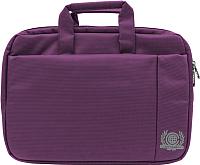 Сумка для ноутбука Continent CC-215 (фиолетовый) -