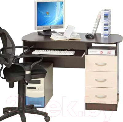 Письменный стол Олмеко КН.НМ.06.11