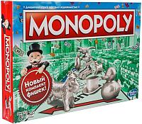Настольная игра Hasbro Классическая монополия. Обновленная / C1009 -
