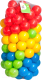 Шары для сухого бассейна Just Cool Just Cool SB57-100 (100шт) -