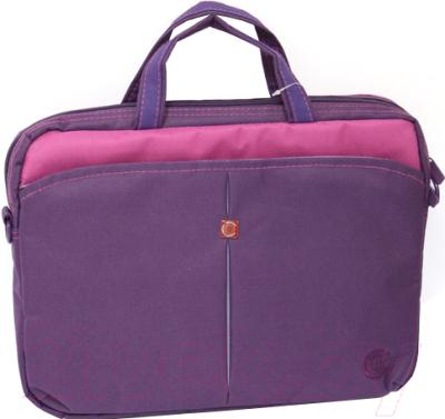 Сумка для ноутбука Continent CC-013 (темно-фиолетовый)
