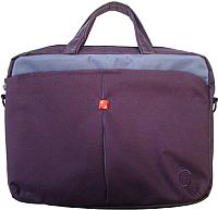 Сумка для ноутбука Continent CC-013 (фиолетовый) -