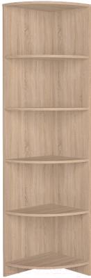 Угловое окончание для шкафа Интерлиния СК-036 (дуб сонома)