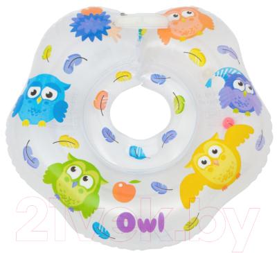 Круг для купания Roxy-Kids Owl RN-002