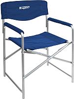 Кресло складное Ника Привал / КС3 (синий) -