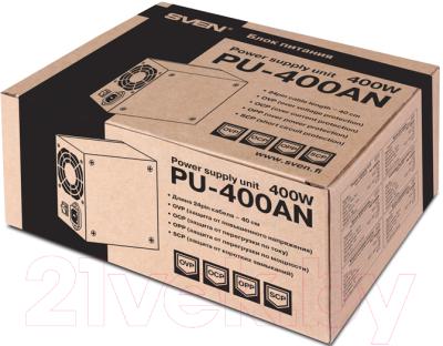 Блок питания для компьютера Sven PU-400AN