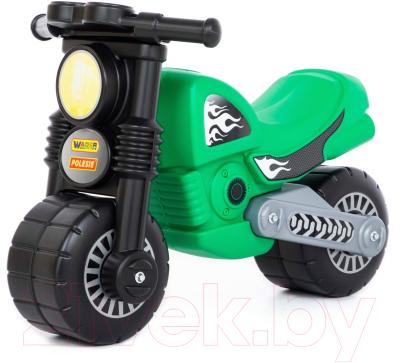 Каталка детская Полесье Мотоцикл Моторбайк / 66282