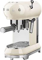 Кофеварка эспрессо Smeg ECF01CREU -