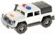 Автомобиль игрушечный Полесье Джип патрульный Защитник / 63595 -