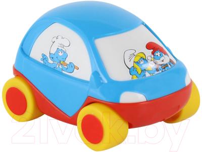 Автомобиль игрушечный Полесье Смурфики №1 / 64509