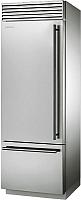 Холодильник с морозильником Smeg RF376LSIX -