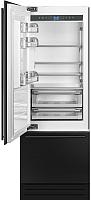 Встраиваемый холодильник Smeg RI76LSI -