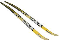 Лыжи беговые TREK Omni 195 (желтый) -