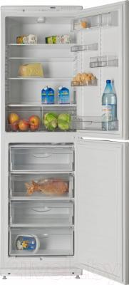 Холодильник с морозильником ATLANT ХМ 6023-031