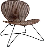Кресло садовое Halmar Troy (коричневый) -