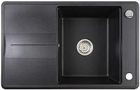 Мойка кухонная Teka Estela 50 B-TQ / 40148080 (оникс) -