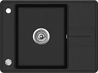 Мойка кухонная Teka Estela 50 S-TQ / 40148090 (оникс) -